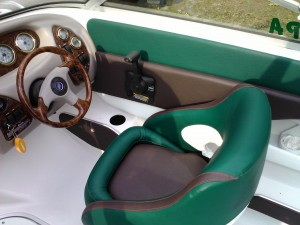 Custom Boat Upholstery Livingston Texas