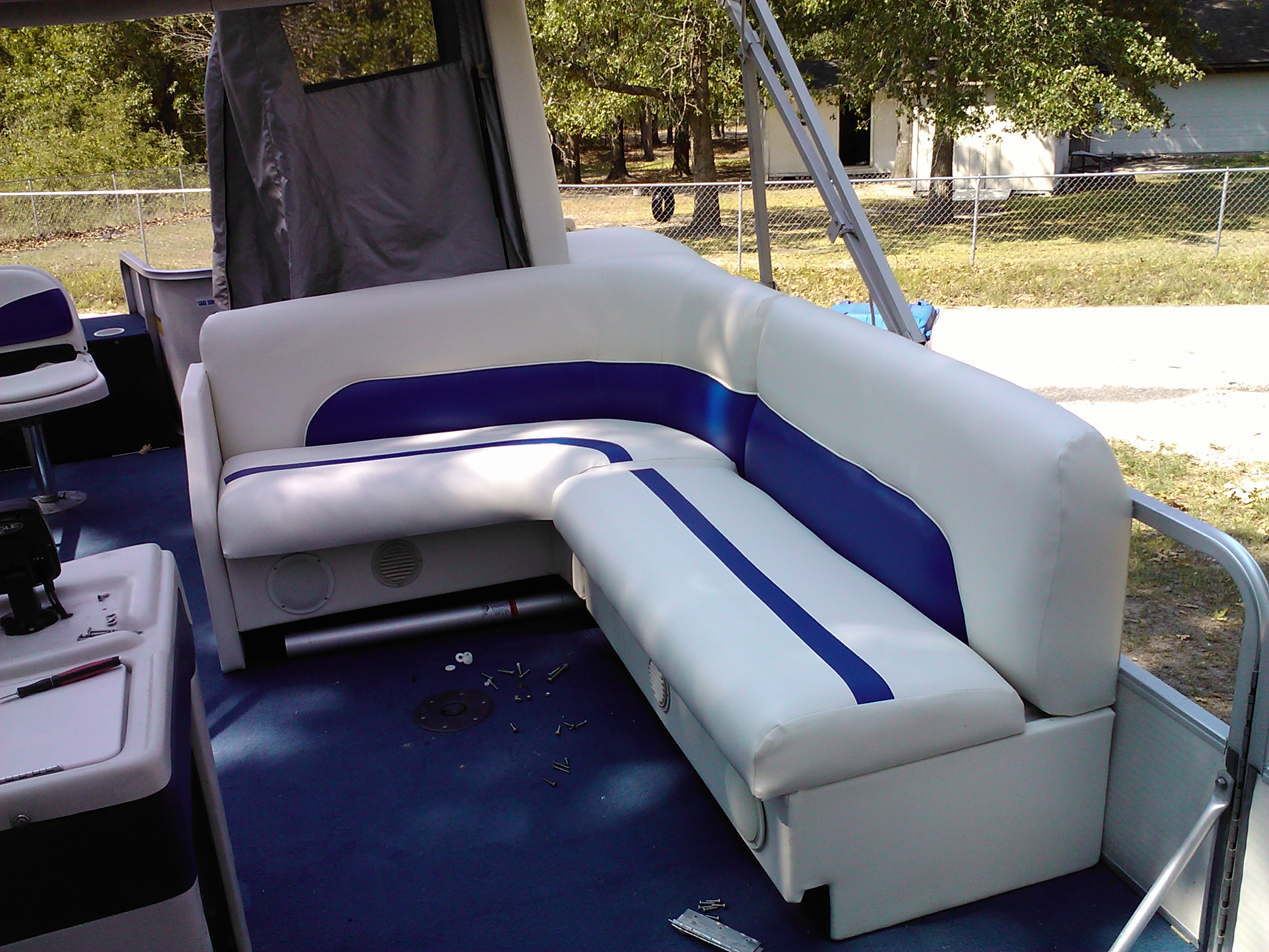 Custom Upholstery Lake Livingston Texas | Tricked Out Rides Custom