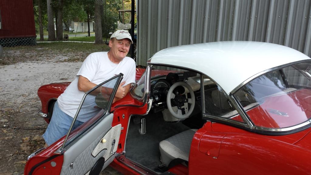 1959 Corvette Custom Upholstery